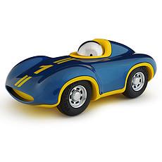 Achat Mes premiers jouets Voiture Speedy Le Mans - Bleu Roi et Jaune