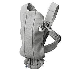 Achat Porte bébé Porte-bébé Mini 3D Jersey - Gris Clair