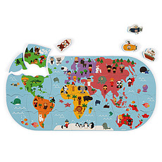 Achat Mes premiers jouets Carte des Explorateurs du Bain