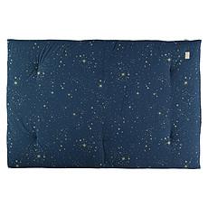 Achat Matelas bébé Futon Eden Gold Stella & Night Blue - 100 x 148 cm