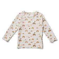 Achat Accessoires bébé Tee-Shirt Noah Rainbow Love Sandy - 3/9 Mois