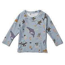 Achat Accessoires bébé Tee-Shirt Noah Sea Creature Mix - 3/9 Mois