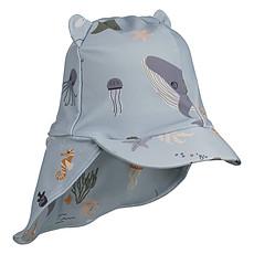 Achat Accessoires bébé Chapeau de Soleil Senia Sea Creature Mix - 0/6 Mois