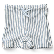 Achat Accessoires bébé Short de Bain Otto Rayé Bleu et Blanc - 9/18 Mois