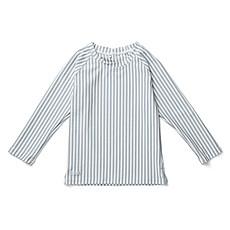 Achat Accessoires Bébé Tee-Shirt Noah Rayé Bleu et Blanc - 3/9 Mois