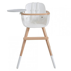 Achat Chaise haute Chaise Haute Ovo Plus One - Blanc · Occasion
