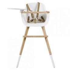 Achat Chaise haute Chaise Haute Ovo Luxe One - Blanc