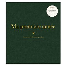 Achat Album naissance Album Ma Première Année Luxe ABC
