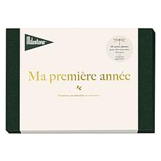 Achat Livre & Carte Cartes Ma Première Année en Photos Luxe ABC
