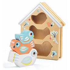 Achat Mes premiers jouets Jouet Encastrable Babybirdi