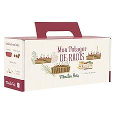 Achat Mes premiers jouets Kit Jardinière Radis - Le Jardin Du Moulin