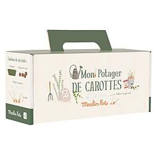 Achat Mes premiers jouets Kit Jardinière Carottes - Le Jardin Du Moulin
