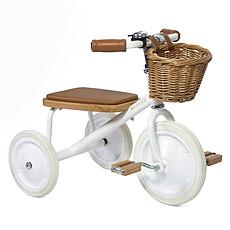 Achat Trotteur & Porteur Tricycle Trike - Blanc