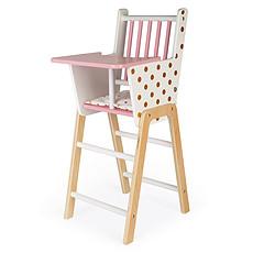 Achat Mes premiers jouets Chaise Haute pour Poupée Candy Chic