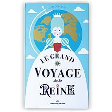 Achat Livre & Carte Le Grand Voyage de la Reine