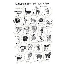 Achat Mes premiers jouets Alphabet des Animaux en Tissu
