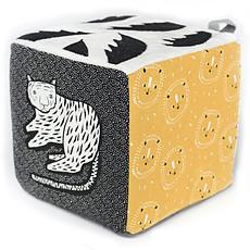 Achat Mes premiers jouets Cube en Tissu - Jungle