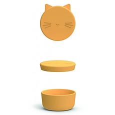 Achat Vaisselle & Couvert Boîte à Goûter Cornelius - Cat Yellow Mellow