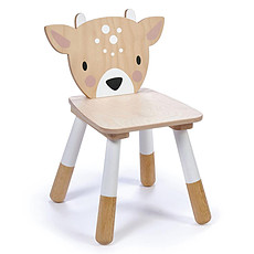 Achat Table & Chaise Chaise Forêt Cerf