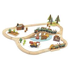 Achat Mes premiers jouets Set de Train Pins Sauvages