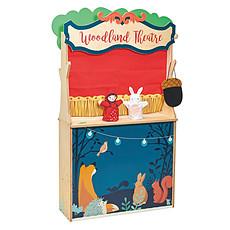 Achat Mes premiers jouets Boutique et Théâtre Woodland