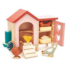 Achat Mes premiers jouets Meubles de Poupées Poulailler