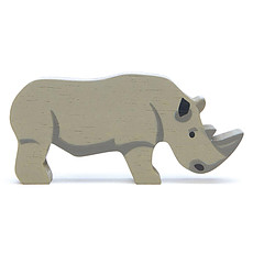 Achat Mes premiers jouets Rhinocéros en Bois