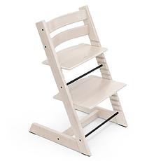 Achat Chaise haute Chaise Haute Tripp Trapp - Hêtre Blanchi