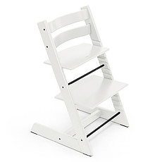 Achat Chaise haute Chaise Haute Tripp Trapp - Blanc