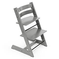 Achat Chaise haute Chaise Haute Tripp Trapp - Gris Tempête