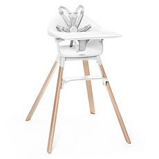 Achat Chaise haute Chaise Haute Clikk - Blanc