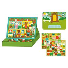 Achat Mes premiers jouets Tableau Magnétique La Maison dans l'Arbre