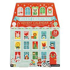 Achat Livre & Carte Calendrier de l'Avent - Pop Up