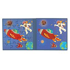 Achat Mes premiers jouets Livre de Puzzle Magnétique Espace
