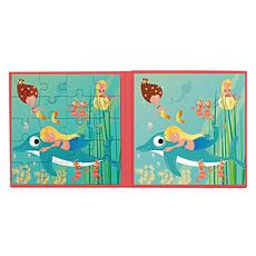 Achat Mes premiers jouets Livre de Puzzle Magnétique Sirènes