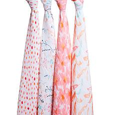 Achat Lange Coffret de 4 Maxi-Langes - Petal Blooms