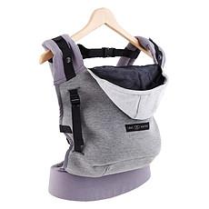 Achat Porte bébé Hoodie Carrier et Booster Pack - Gris Flanelle