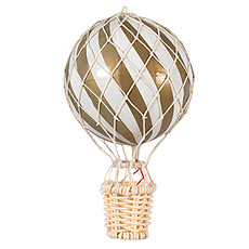 Achat Objet décoration Petite Montgolfière Décorative - Gold