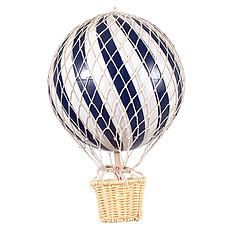Achat Objet décoration Grande Montgolfière Décorative - Twilight Blue