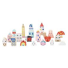 Achat Mes premiers jouets Mini Ville par Suzy Ultman