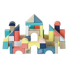 Achat Mes premiers jouets Baril de 54 Cubes Sous la Canopée