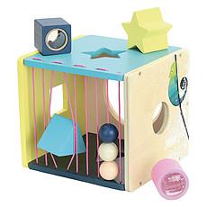 Achat Mes premiers jouets Boîte à Formes d'Eveil Sous la Canopée