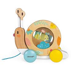 Achat Mes premiers jouets Escargot à Promener Pure