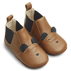 Achat Chaussons & Chaussures Chausson Edith Mr Bear Mustard - 19