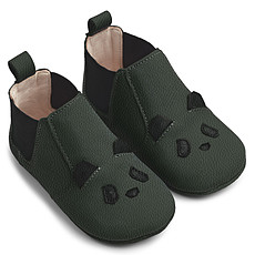 Achat Chaussons & Chaussures Chausson Edith - Panda Hunter Green