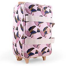 Achat Bagagerie enfant Valise Bébé - Pink Birds