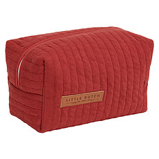 Achat Trousse Trousse de Toilette Pure - Indian Red