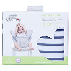 Achat Chaise haute Chaise Nomade - Denim