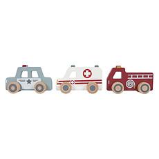 Achat Mes premiers jouets Lot de 3 Véhicules d'Urgence
