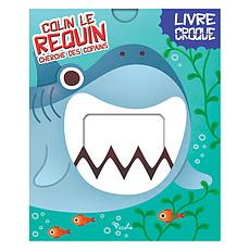 Achat Livre & Carte Colin Le Requin